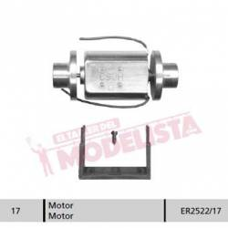 Motor for 252. ELECTROTREN ER2522/17