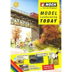 "Magazine ""Model landscaping Today"". NOCH 71909"
