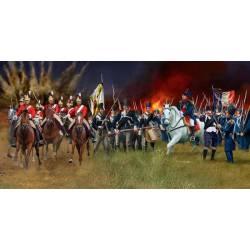 Battle of Waterloo. REVELL 02450