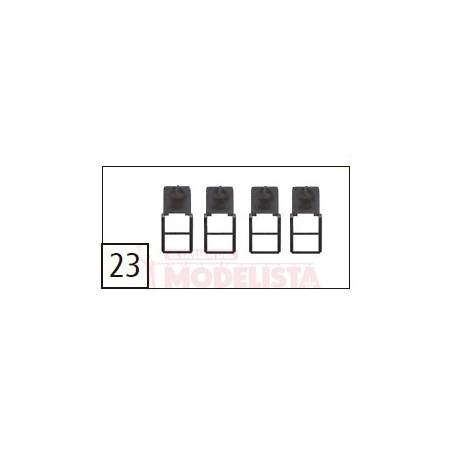 Ladder set (x4), RENFE 333. ROCO 124555