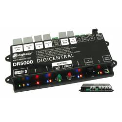 Central Digital DCC, Multi-conexión.