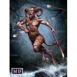 Mitología griega: Saturno. MASTER BOX 24024