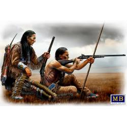 Guerras indias, Disparo remoto.