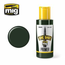 One shot primer - Green.