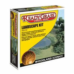 Kit de creación de paisaje.