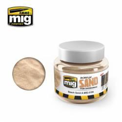Sand ground. AMIG 2106