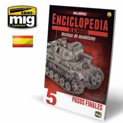 Enciclopedia de blindados. Vol.5: Pasos finales. AMIG 6164
