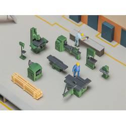 Maquinaría industrial. FALLER 180455
