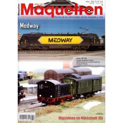 Revista Maquetren, nº 303. Mayo 2018