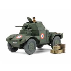 French armoured car AMD35. TAMIYA 32411