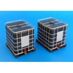 Depósitos de gasoil, 1000 l. PLUS MODEL 495