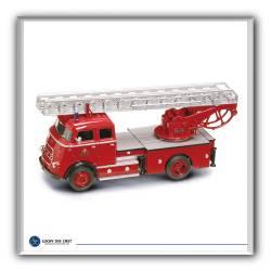 Camión de bomberos: DAF A1600.