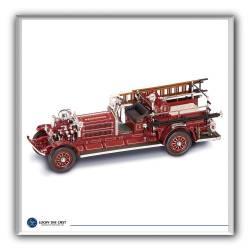 Camión de bomberos: Ahrens Fox NS4. YATMING 43004