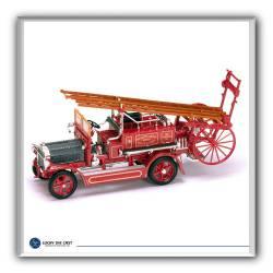 Camión de bomberos: Dennis.