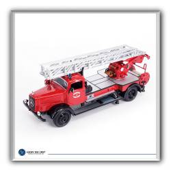 MB L4500F, fire engine. YATMING 43012