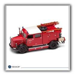 Camión de bomberos: MB TLF15. YATMING 43013