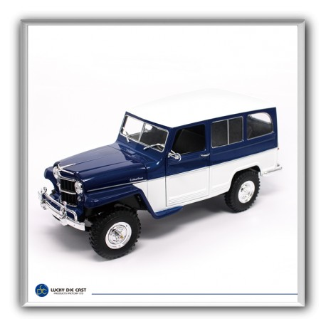 Willys jeep station wagon. YATMING 92858