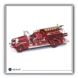 Camión de bomberos: Ahrens Fox VC. YATMING 43003B