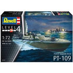 Lancha torpedera PT-109. REVELL 05147