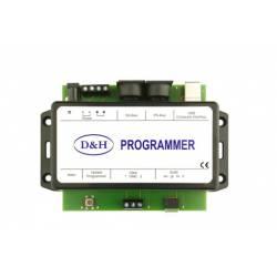 Programador de decoders. D&H PROGRAMMER