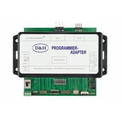 Adaptador para programador. D&H 308