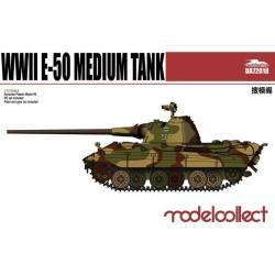E-50 Medium Tank.