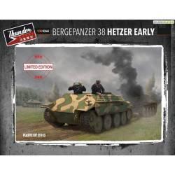 Bergehetzer 38, Hetzer primera versión. THUNDER 35103