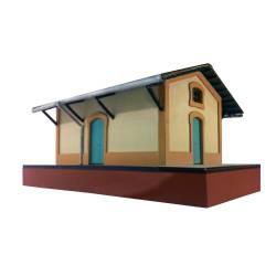 MZA shed. PARVUS H0203