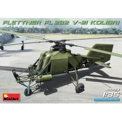 """FL 282 V-21 """"Kolibri"""". MINIART 41003"""