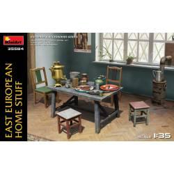 East European home stuff. MINIART 35584