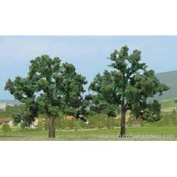 2 árboles ornamentales 45 mm. BUSCH 6817