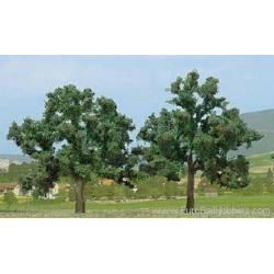 2 Fruit Trees. BUSCH 6817