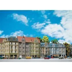 Goethestrasse Row of town houses. FALLER 130915