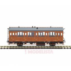 Coche de III clase Chv1680, RENFE. MABAR 81609