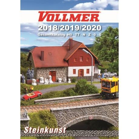 Vollmer General Catalogue, 2018/19/20