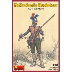 Mosquetero holandés.