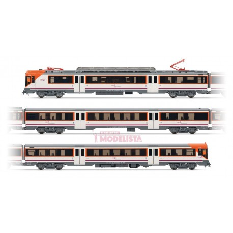 Electric railcar RENFE 470, Operadora.