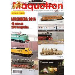 Revista Maquetren, nº 277.