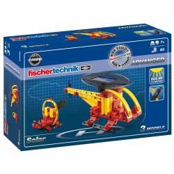 Helicóptero solar.
