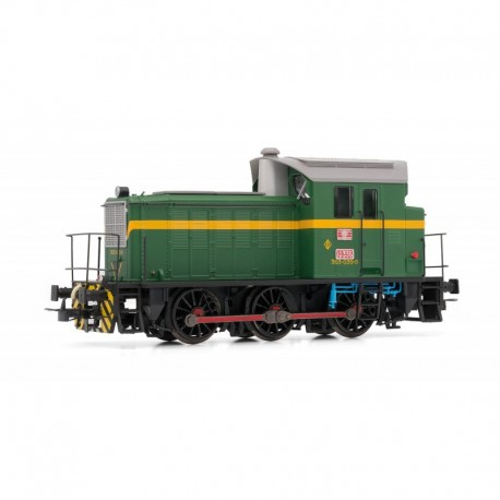 Locomotora diésel 303.035.