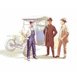 Henry Ford y compañía.