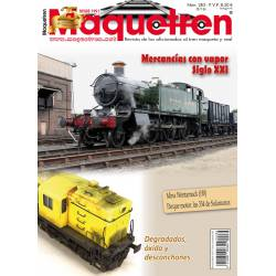Revista Maquetren, nº 283.