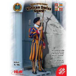 Vatican Swiss Guard.