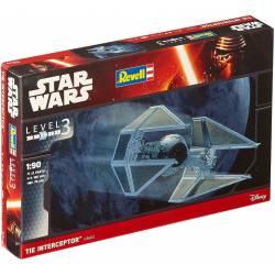 Star Wars: Tie Interceptor.