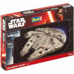 Star Wars: Millennium falcon.