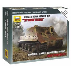 """Tanque de asalto """"Sturmtiger""""."""