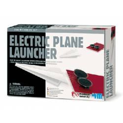Lanza-aviones eléctrico.