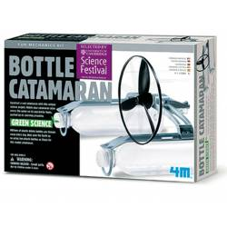 Botella-catamaran.