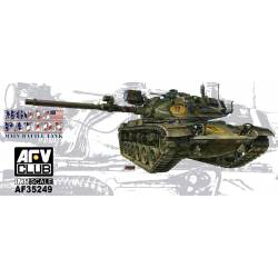 M60A3 Patton.