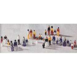 Set de figuras. KIBRI 38110